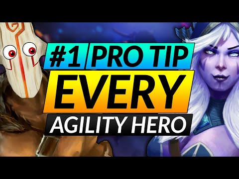 1 MEGA TIP For EVERY CARRY HERO - Best Drafting And Picking Tricks - Dota 2 Pro Guide