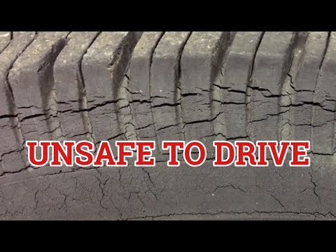 Are Your Tires Rotting Dangerous Dry Rot And How To Avoid It Explained Youtube