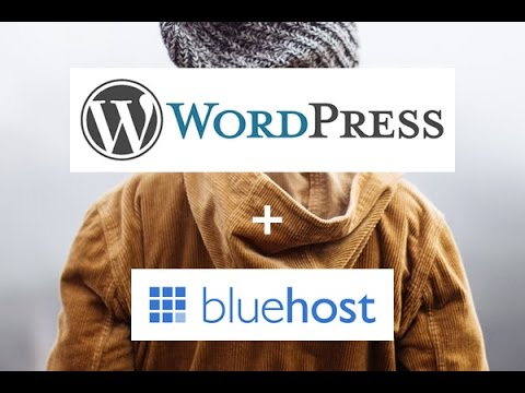 How To Install A Self Hosted WordPress Blog With Bluehost - Full Tutorial for Beginners