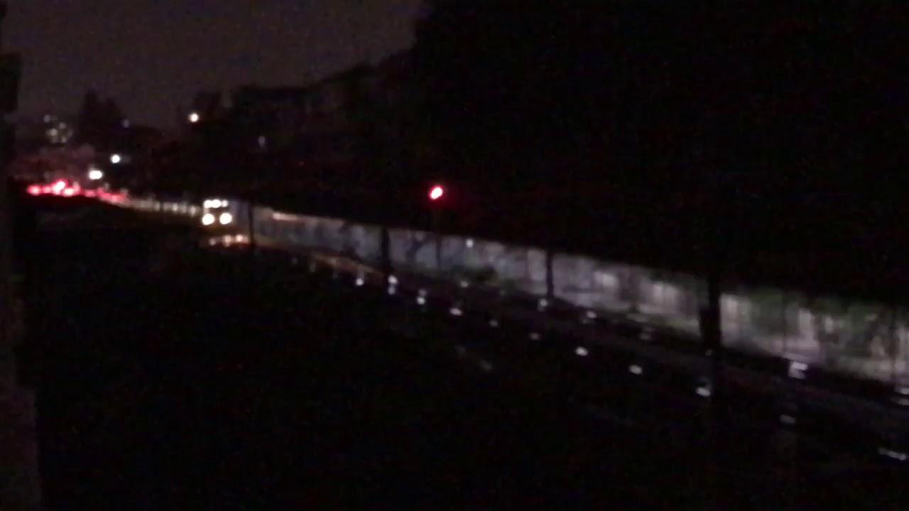 2017年9月22日相鉄線かしわ台駅東側にて人身事故