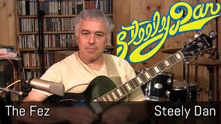 Fingerstyle Guitar Lesson - The Fez - Steely Dan - by Jake Reichbart