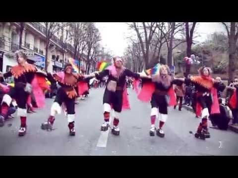 PUJLLAY Y AYARICHI presentes en el Carnaval de Paris 2015,