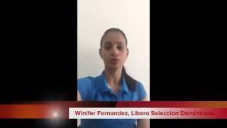 Winifer Fernández habla sobre redes sociales falsas