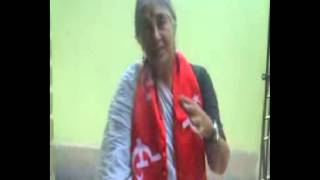 Subhashini Ali, CPI-M || Barrackpore, West Bengal