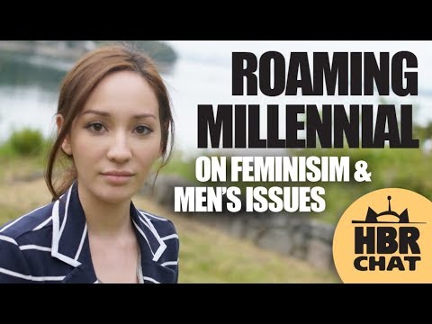 Roaming Millennial on Feminism and Men's Issues with Karen Straughan  Fireside Chat 80