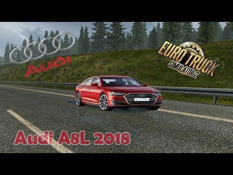 Euro Truck Simulator 2 І AUDI A8L 2018 🚗