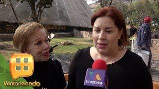 El adiós a la esposa del 'Loco' Valdés    Ventaneando