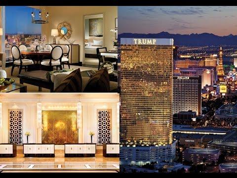 Trump Hotel- Las Vegas suites for cheap