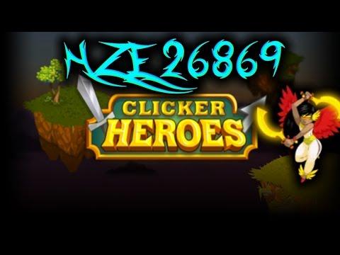 Clicker Heroes 1: Zone 26869
