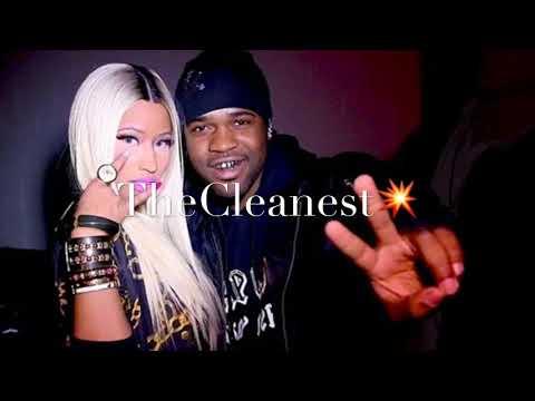 A$AP Ferg - Plain Jane (Remix) (ft. Nicki Minaj) (Clean)