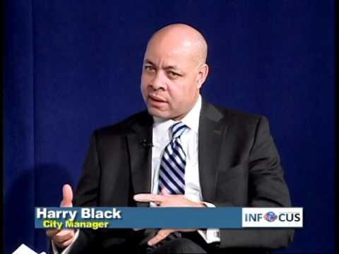 InFocus Harry Black