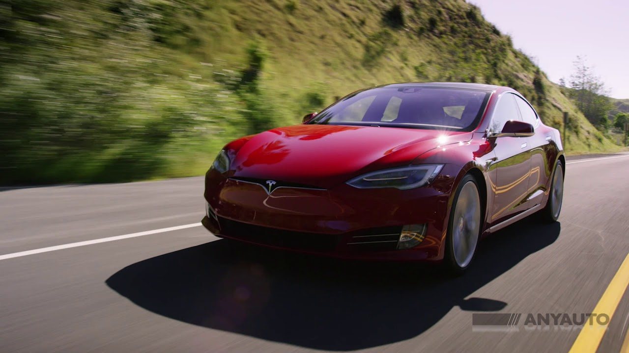 Tesla Model S P100d Road And Sd Test Part 2