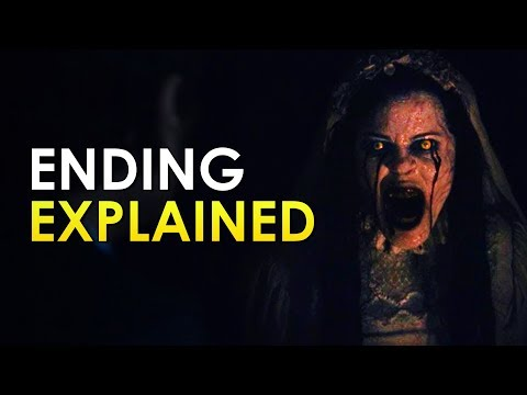 Download The Curse of La Llorona: Ending Explained & Spoiler Review + The Conjuring Universe Connections