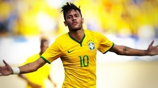 Neymar Jr - Road to World Cup 2014 HD