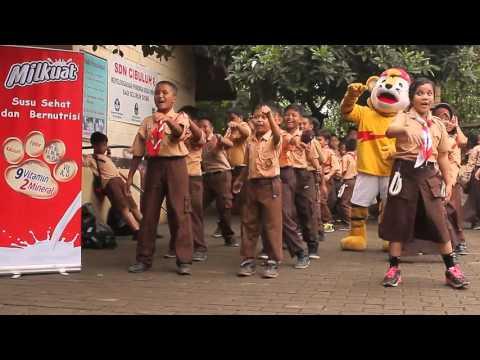 Milkuat Dance Competition SDN CIBULUH 06