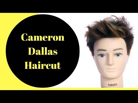 cameron-dallas-haircut-&-color---thesalonguy