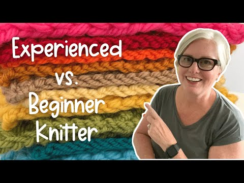 5 Things Experienced Knitters Do That Beginners Don't