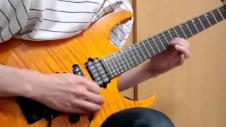 Guthrie Govan - Fives - (cover) - lagunabluers