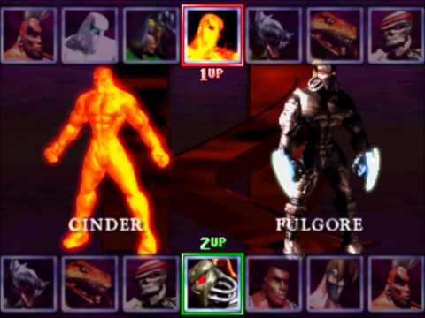 Greatest VGM 6998: Character Select (Killer Instinct)