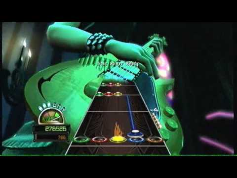 Guitar Hero World Tour  Dez Moines 1ST 100% FC