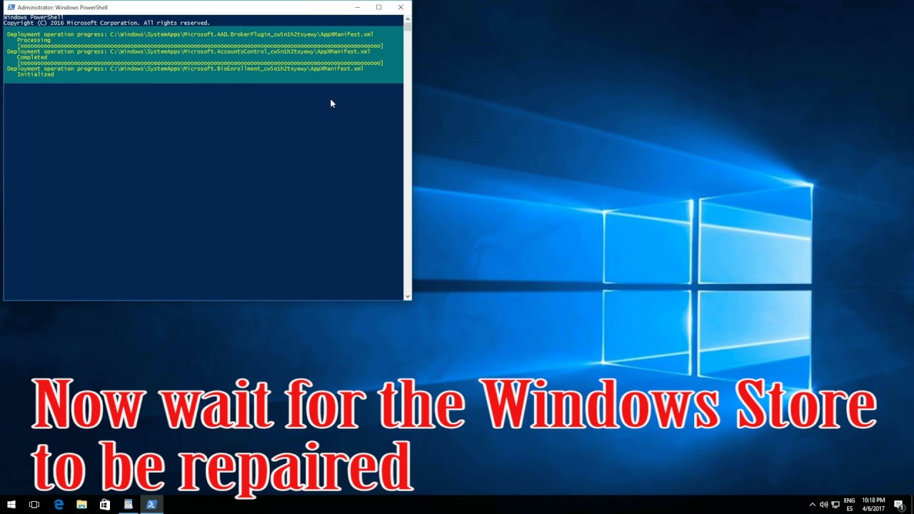 How to Fix Windows Store Error 0x803F8001 in Windows 10