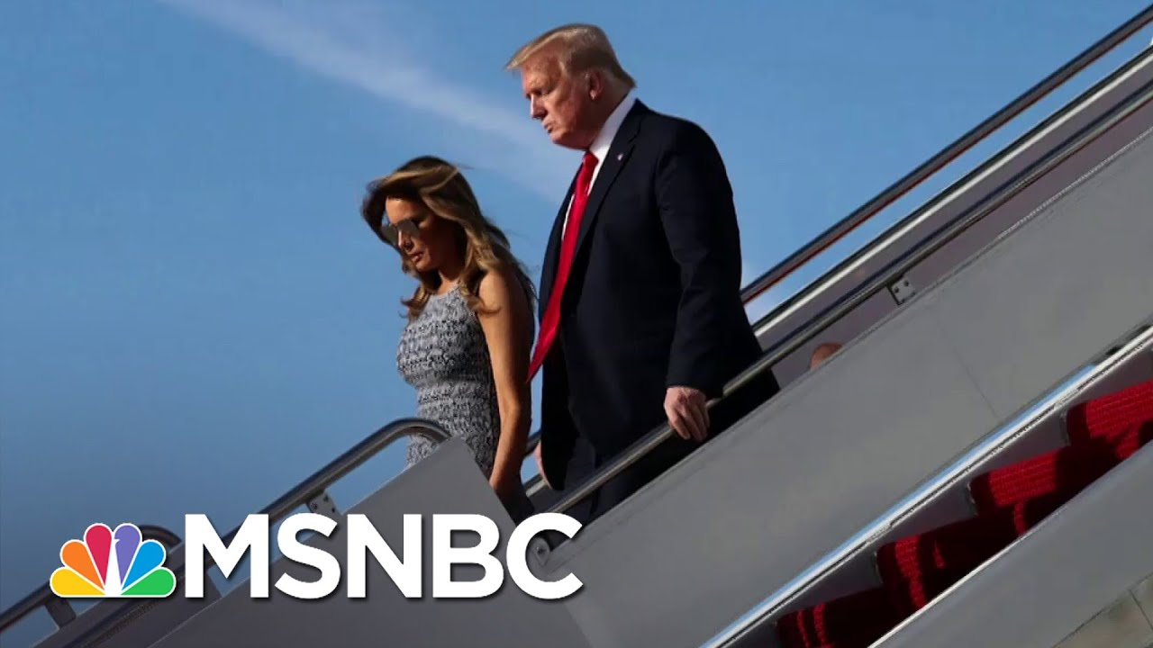 Trump Attacks And Deflects As U.S. COVID-19 Deaths Top 100,000 | The 11th Hour | MSNBC