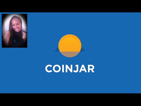 New Coinjar bitcoin wallet