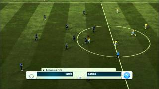 Fifa 12 vs Pes 2012 - Gameplay PC - HD