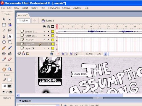 Tutorial - Decompile SWF Flash Games & Movies to FLA (Part 2:freedownloadl.com  sourcetec software sothink swf, website design, download, applic, anim, offic, entertain, swf, side, panel, softwar, convert, tree, pc, featur, free, file