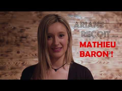 Entrevue avec Mathieu Baronde YouTube · Durée:  3 minutes