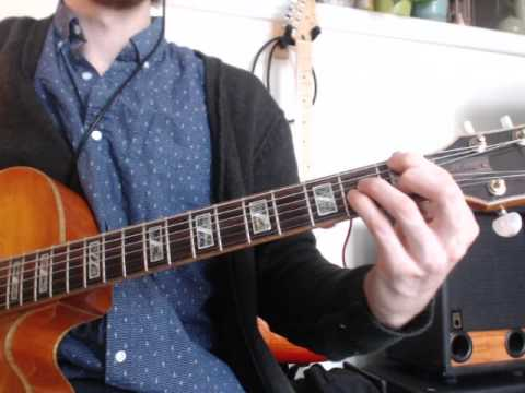 Lesson Excerpt - Fly me to the Moon Bass Chord Rhythm - YouTube