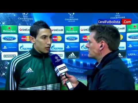 Di Maria Real Madrid 3-0 Galatasaray Champions League 03-04-2013