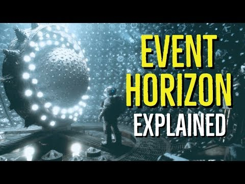 EVENT HORIZON  (1997) Explained