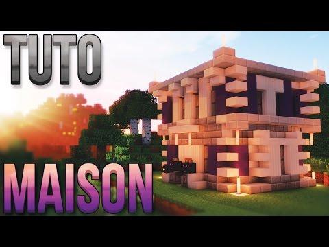 TUTO MAISON LÉGENDAIRE | Minecraft