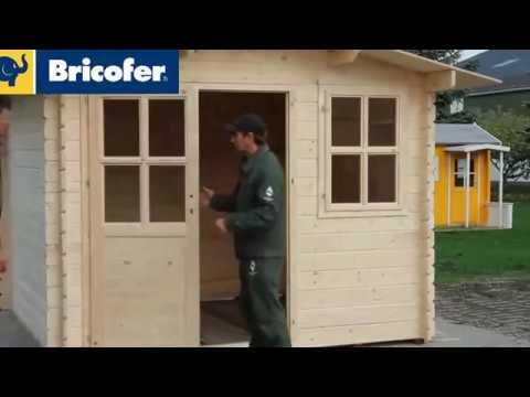 Istruzioni montaggio casette GartenPro sistema BLOCKHOUSE