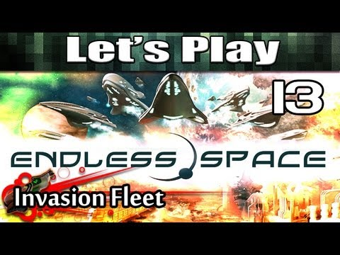 Endless Space Invasion Fleet -13 (Space Strategy Games)