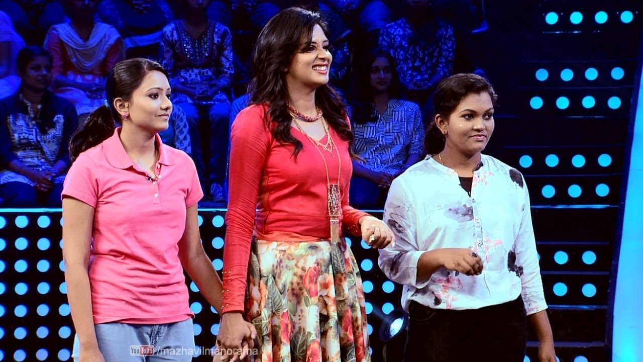 minute to win it ep 70 the challenge of 60 seconds mazhavil