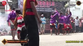 Lagu Jaranan KALAH CEPET Voc Bu YAYUK & WULAN | MANGGOLO GUSTI SAPUTRO Live Dandangan 2018