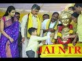 CM Chandrababu, Bramhani, Devash Super Entry on the Stage || Election Campaign