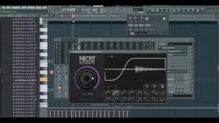 Как написать мелодию для Deep House. How make? [FL Studio 11]