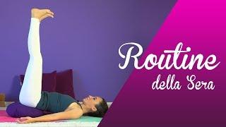 Yoga - Routine della Sera - Slow practice