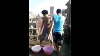 Ice Bucket Challenge ( Access VII ) Ahmed Bibito & Mahmoud Saeed