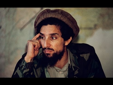 Afghan Enemies - Massoud and Hekmatyar