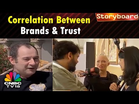 STORY BOARD | Correlation Between Brands & Trust: Rob Norman Interview (Exclusive) | CNBC TV18