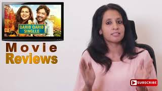 Qareeb Qareeb Single Movie Review in English | Irrfan Khan | Parvathy Menon | Dr. Renuka
