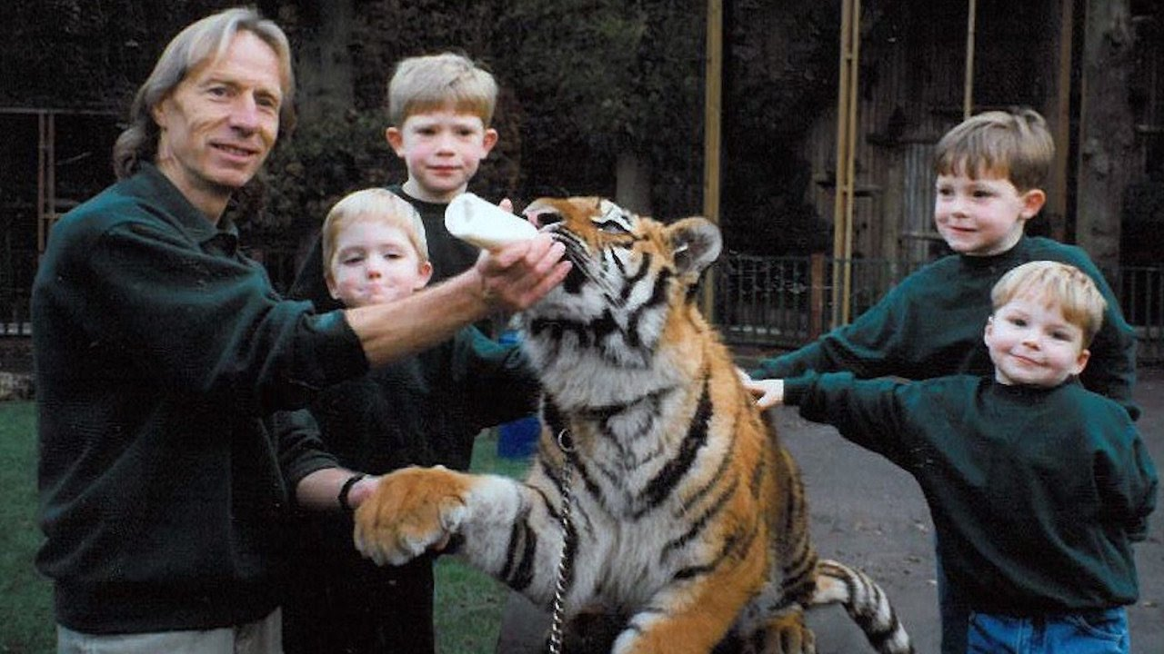 The Family Who Bought A Zoo