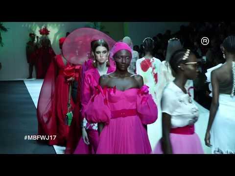 MBFWJ17 Highlights : 2017 Joburg Mercedes Benz Fashion Week
