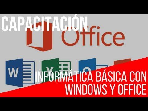 Informatica Basica con Windows y Office - INTECAP COLOMBIA