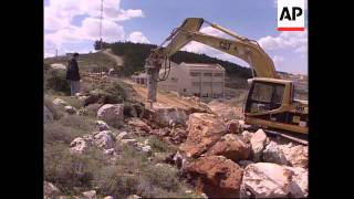 West Bank: Israel's controversial settlements program continues, From YouTubeVideos