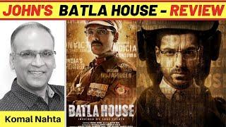 Batla House review | John Abraham, Mrunal Thakur, Nikkhil Advani | Komal Nahta
